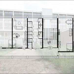 Eindhoven, Grafisch Lyceum, Vestide