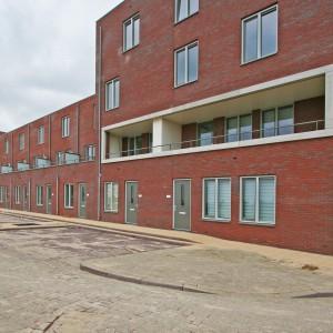 Arnhem, Schuytgraaf, 13 stadswoningen